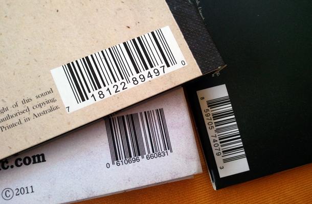 Cd Barcodes Lempicka Records